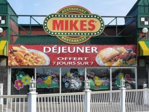 Mikes - Devant